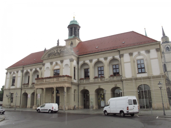 Rathaus in Magdeburg