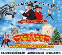 Weihnachtscircus William