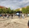 AfD Kundgebung am 29.4.2020 auf dem Domplatz in Magdeburg