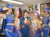 Vorabbesuch einer Krone-Delegation  in Deutschlands einzigstem Circusmuseum in Magdeburg